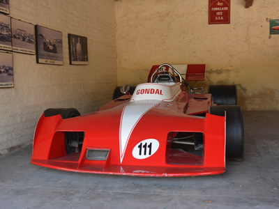 The Gondal Surtees TS11 photographed in January 2016. Copyright Aniruddh Kasliwal 2016. Used with permission.