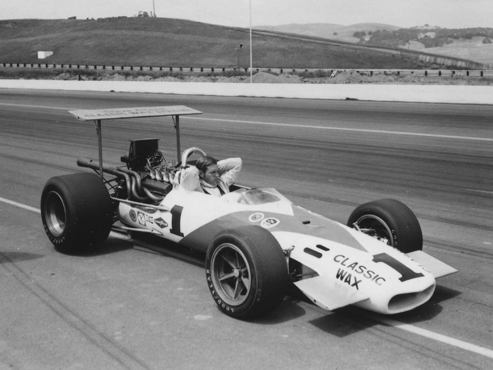 Eagle 1968 69 Formula A Mk 5 Car By Car Histories
