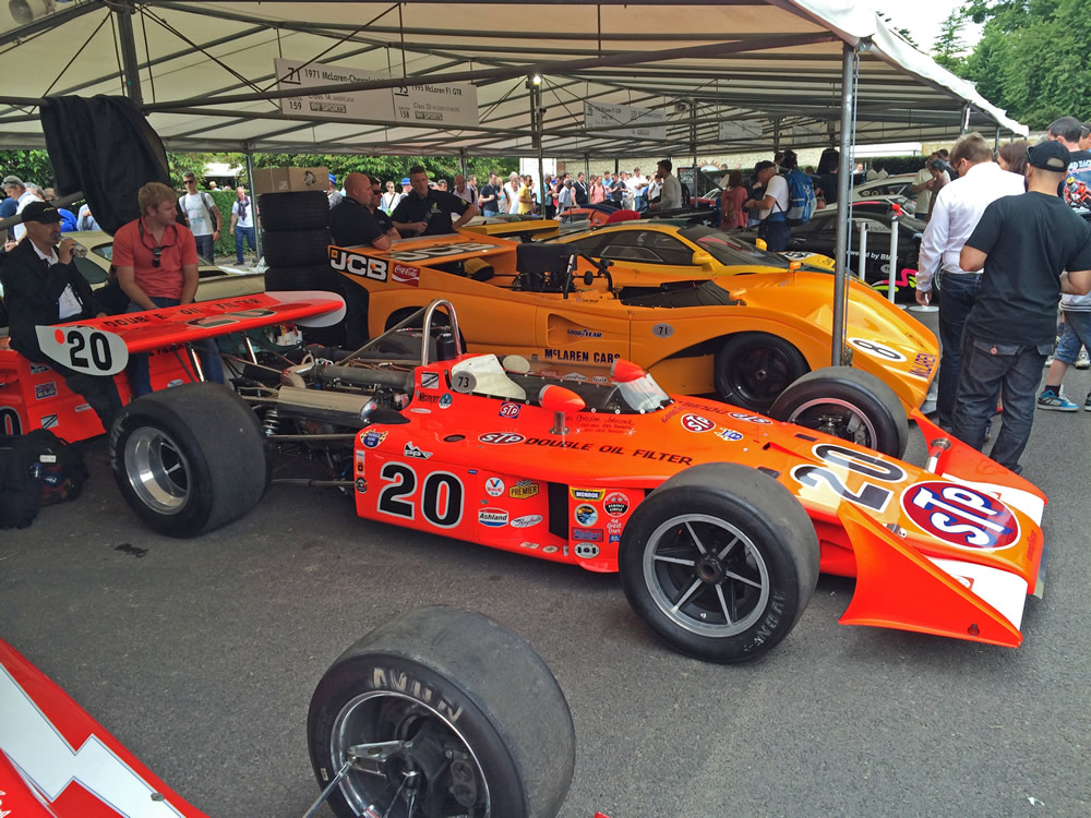 Eagle 1972 Indy car-by-car histories | OldRacingCars.com