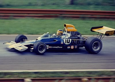 David Hobbs' T330 HU15 at Mid-Ohio in 1973.  Copyright Terry Capps 2013.  Used with permission.