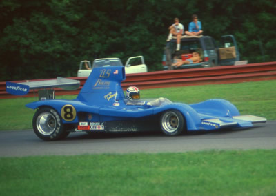 George Follmer at Mid-Ohio in 1977. Copyright Terry Capps  2014. Used with permission.