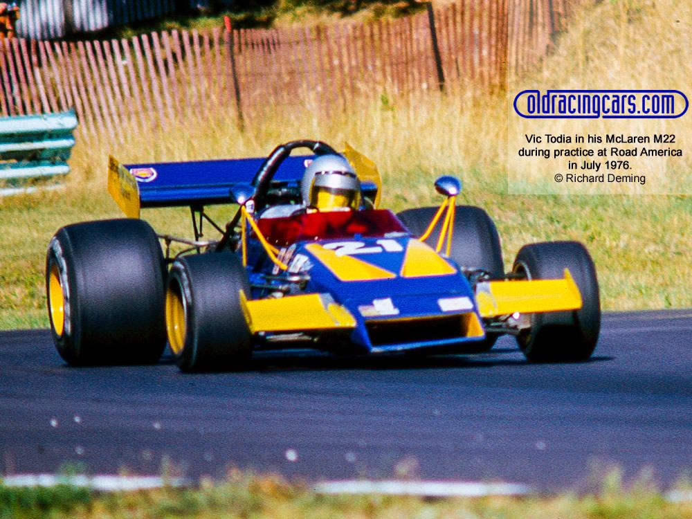 Atlanta Best Used Cars >> McLaren M22 car-by-car histories | OldRacingCars.com