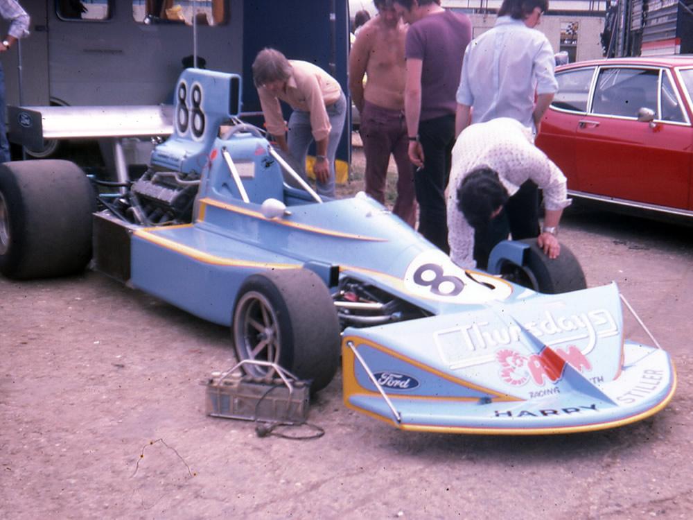 March 75A history | OldRacingCars.com
