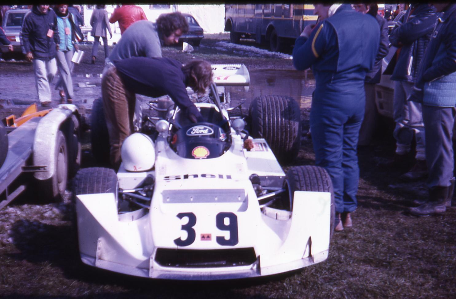 Tom Walkinshaw's 1975 Modus M5