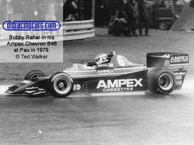 Bobby Rahal in his 