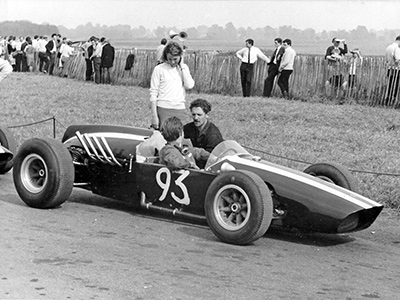 Ian Swift in his 