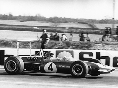 John Pollock in the 