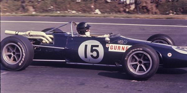 Can Am Car >> Eagle 1966/67 'Mk 1' F1 car-by-car histories | OldRacingCars.com