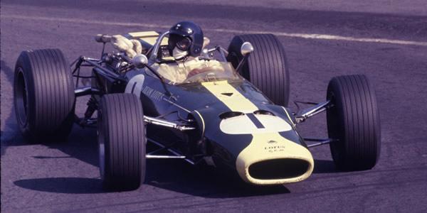 Lotus Clark Mexico X