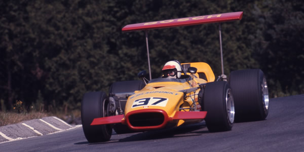 Horst Kroll in his Lola T142 at Mosport in 1969. Copyright Thomas Horat  2011. Used with permission.
