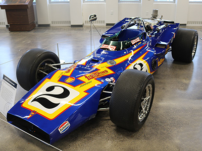 The ex-Al Unser 