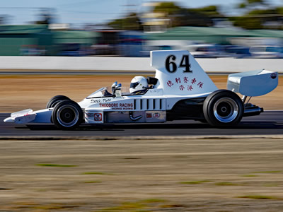 Adrian Akhurst in 