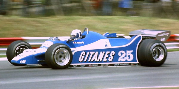 Can Am Car >> Ligier JS11 car-by-car histories | OldRacingCars.com