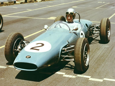 Brabham Bt2 Car By Car Histories Oldracingcars Com