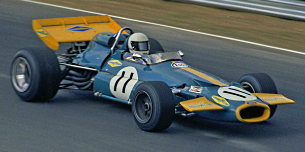 Brabham BT33 car-by-car histories | OldRacingCars com