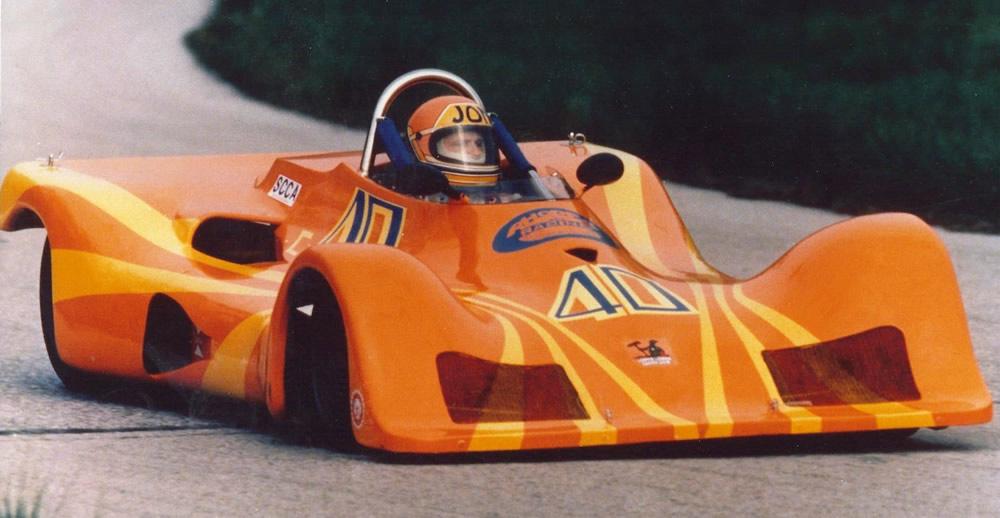 McLaren M4A car-by-car histories | OldRacingCars.com