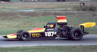 Dan Ramschissel in his 
