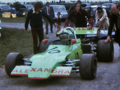 David Lambe in his 