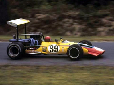 John Gunn in Fred Opert's Surtees TS5A at Lime Rock in 1970. Copyright Autosports Marketing Associates and Bill Oursler  2001. Used with permission.