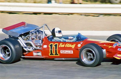 Bob Olthoff's McLaren M10A at Kyalami October 1970. Copyright David Pearson  2007. Used with permission.