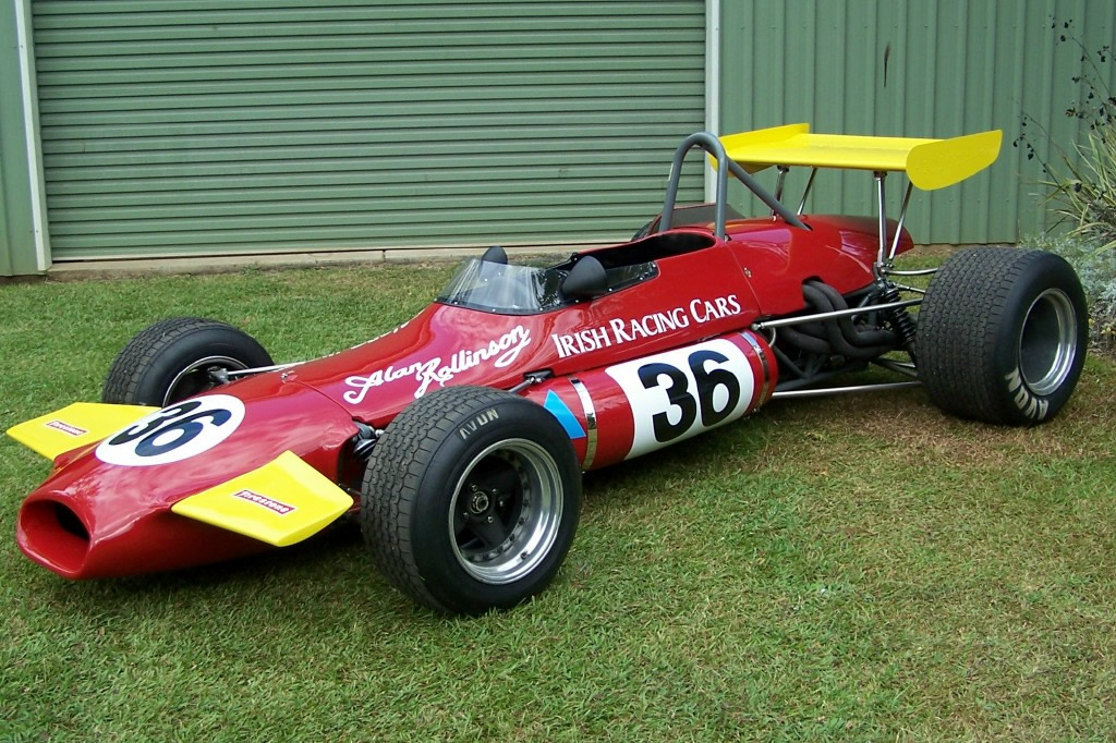 Cars Northern Ireland Used Cars Ni Second Hand Cars For: Brabham BT30 Car-by-car Histories