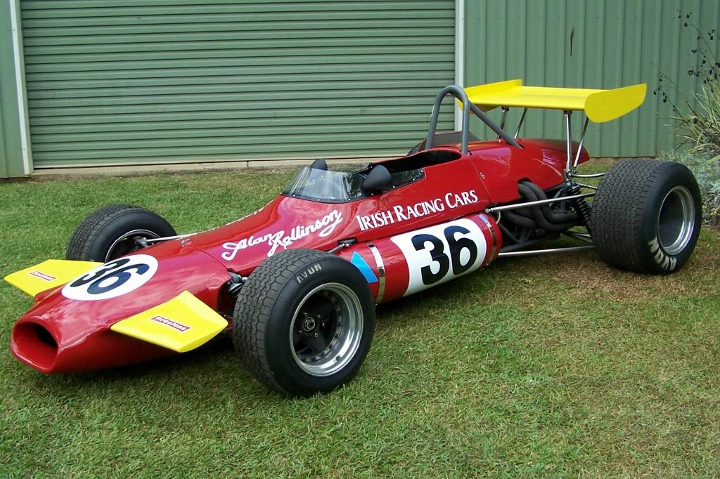 Albert Poon Race Car Driver