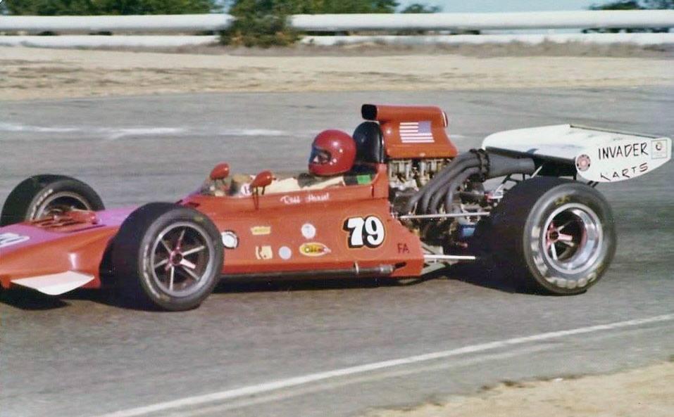 Eagle 1969 Indy car-by-car histories   OldRacingCars.com