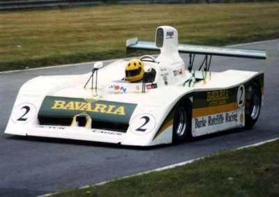 Mike Wilds in the Burke Ratcliffe Lola T530 at Oulton Park in September 1987. Copyright Phil Rainford  2015. Used with permission.