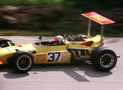 Horst Kroll at Road America in July 1969. Copyright Tom Schultz  2006. Used with permission.
