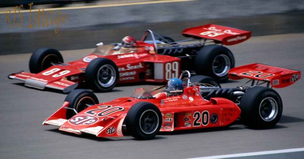 Indy 500 And Usac Racing 1974 171 Oldracingcars Com