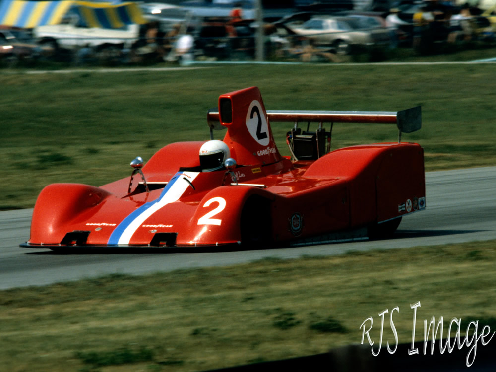 The Single Seat Can Am 1977 1986 OldRacingCars