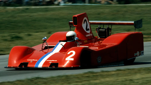 Geoff Lees in the modified VDS Lola T333 at Road America in 1979.  Copyright Glenn Snyder 2009.  Used with permission.