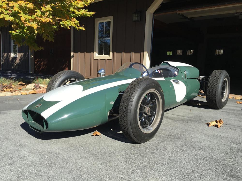 Cooper T53 « Cooper « OldRacingCars.com