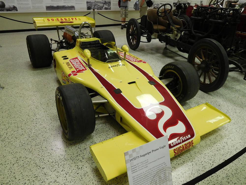 Eagle 1972 Indy car-by-car histories   OldRacingCars.com