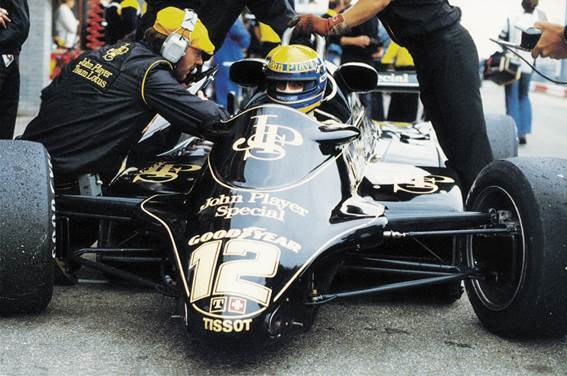 A drive for Lotus at Zandvoort in 1982 should?ve been Roberto?s big break. But it ended up putting his career back a number of steps.?(7)