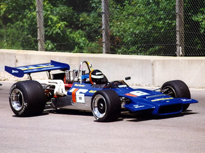 Craig Bennett's Lola T192 at HSR Historic Challenge in 1996. Copyright Norbert Vogel 2007. Used with permission.