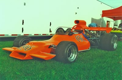 An unidentified McRae GM1 at Road America in 1996. Copyright Norbert Vogel 2013. Used with permission.