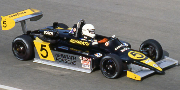 Ludwig Heimrath Jr. in his Ralt RT5 at Laguna Seca in October 1984.  Copyright Dan Wildhirt 2015.  Used with permission.