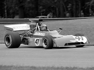 James Dunkel in his second B24 at Mid Ohio in 1974. Copyright Mark Windecker  2005. Used with permission.